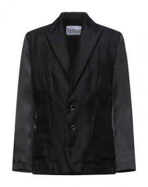Пиджак WINNIE NYC. Цвет: черный