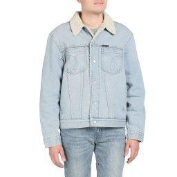 Куртка J30J312432 голубой CALVIN KLEIN JEANS