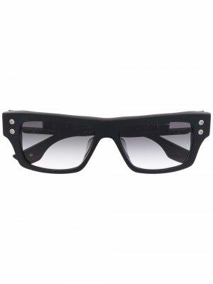 Grandmaster Seven sunglasses Dita Eyewear. Цвет: черный