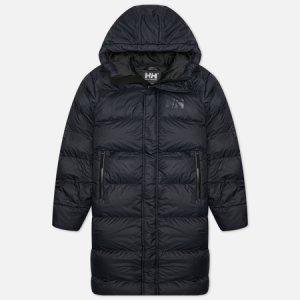 Мужская куртка парка Active Long Winter Helly Hansen. Цвет: чёрный