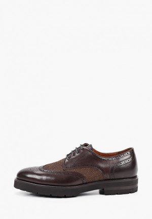 Туфли Francesco Donni. Цвет: коричневый