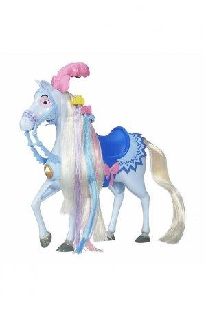 Конь для принцессы Золушки Disney Princess. Цвет: голубой