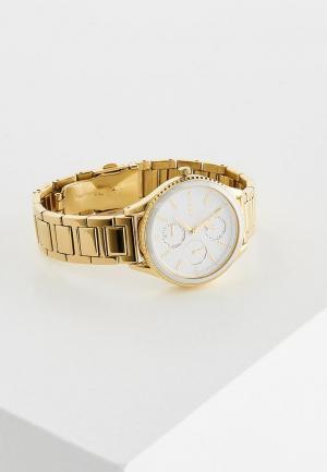 Часы DKNY NY2660. Цвет: золотой