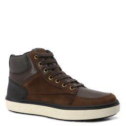 Ботинки J940DA темно-коричневый GEOX