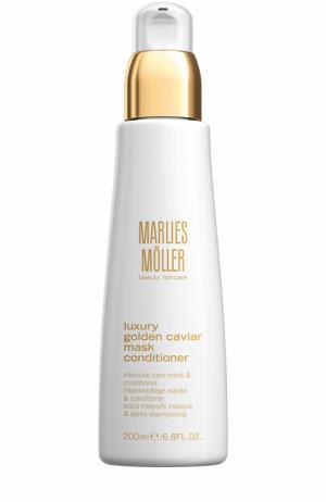 Кондиционер-маска для эластичности волос Marlies Moller. Цвет: бесцветный