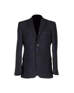Пиджак FRENCH CONNECTION. Цвет: стальной серый