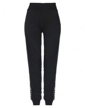 Повседневные брюки CUSTO BARCELONA. Цвет: черный