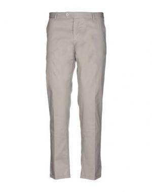 Повседневные брюки BLACK DIAMOND. Цвет: серый