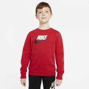 Свитшот для мальчиков школьного возраста Sportswear Club Fleece Nike