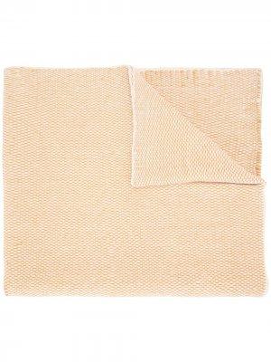 Трикотажная шаль Lineas VOZ. Цвет: нейтральные цвета