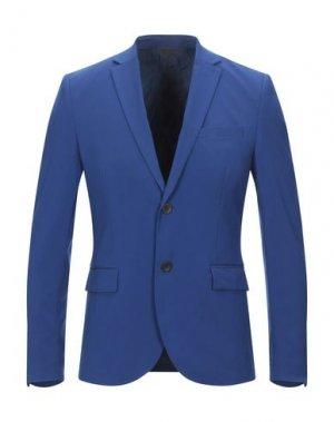 Пиджак ONLY & SONS. Цвет: лазурный