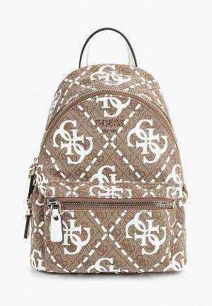 Рюкзак Guess. Цвет: коричневый
