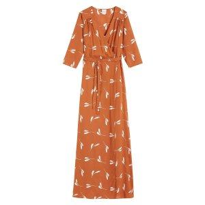 Платье La Redoute. Цвет: разноцветный