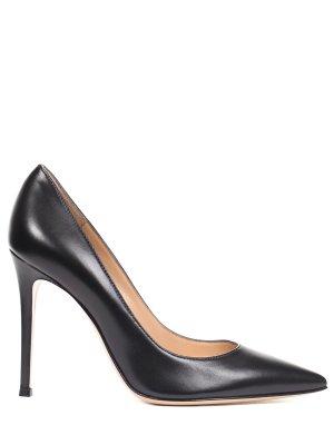 Туфли кожаные Gianvito ROSSI