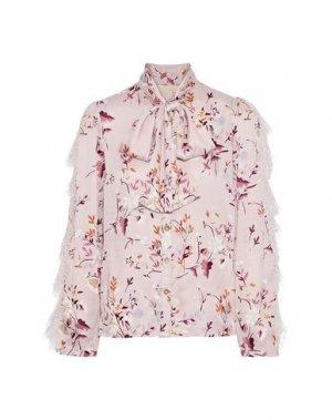 Pубашка byTIMO. Цвет: розовый