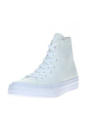 Кеды Converse. Цвет: white, white, black