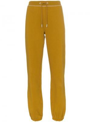 Спортивные брюки X RBN Bjorn Borg. Цвет: желтый
