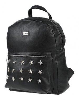 Рюкзаки и сумки на пояс DANIELE ALESSANDRINI. Цвет: черный