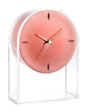 Настольные часы KARTELL. Цвет: красный