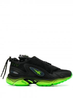 Кроссовки на молнии MISBHV. Цвет: черный
