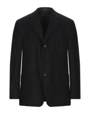 Пиджак DALTON & FORSYTHE. Цвет: темно-синий