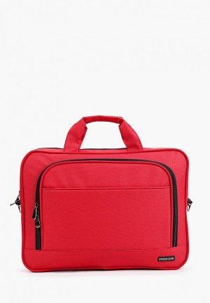 Сумка Cross Case для ноутбука. Цвет: красный