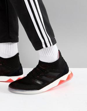 Черные кроссовки adidas Football Tango Predator 18.1 CP9268. Цвет: черный