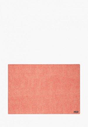 Салфетка сервировочная Guzzini. Цвет: красный