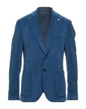 Пиджак L.B.M. 1911. Цвет: синий