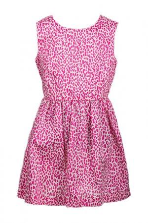 Платье Bell Bimbo. Цвет: фуксия