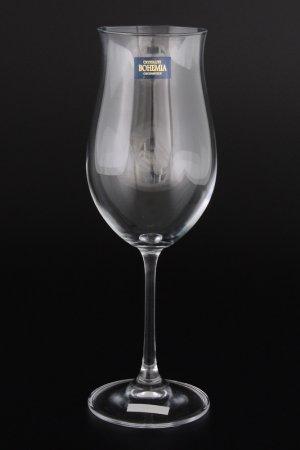 Бокалы для вина 6 шт. Crystalite Bohemia. Цвет: прозрачный