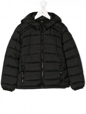 Куртка-пуховик Steve Ciesse Piumini Junior. Цвет: черный