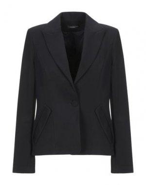 Пиджак ALESSANDRO LEGORA. Цвет: черный
