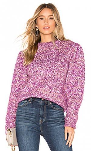 Пуловер justice Lovers + Friends. Цвет: фиолетовый