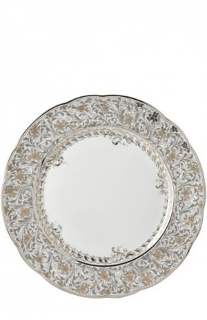Тарелка для хлеба и масла Eden Platine Bernardaud. Цвет: бесцветный