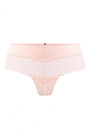 Трусы-шорты Aubade. Цвет: розовый