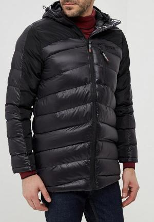 Куртка утепленная Geographical Norway DOUDOU. Цвет: черный