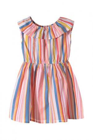 Платье 5.10.15.. Цвет: белый