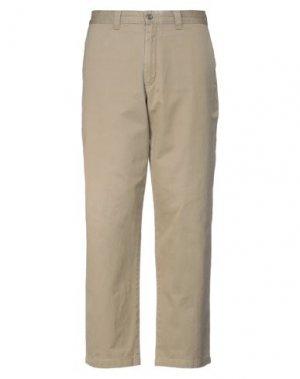 Повседневные брюки DOCKERS KHAKIS. Цвет: хаки