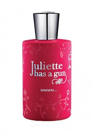 Парфюмерная вода Juliette Has a Gun MMMM... 50 мл. Цвет: прозрачный