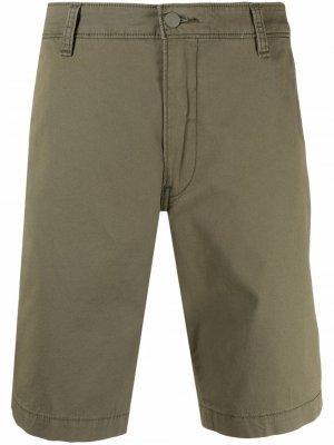 Levis зауженные шорты XX Chino Levi's. Цвет: зеленый