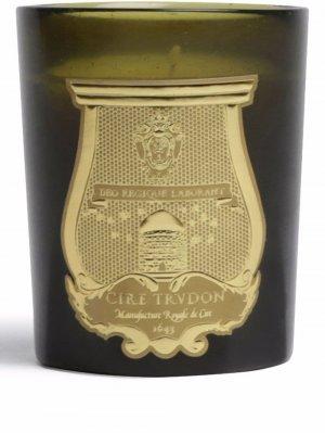 Mini Bougie La Marquise candle Cire Trudon. Цвет: зеленый
