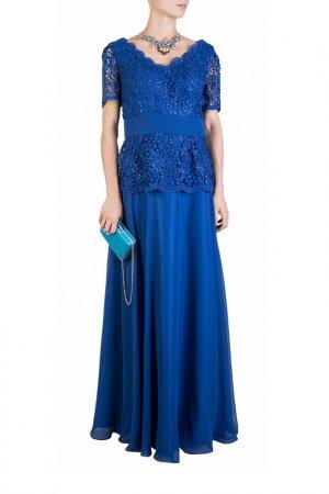 Платье MIKAEL. Цвет: мультицвет