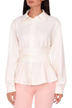 Рубашка Alina Assi. Цвет: белый