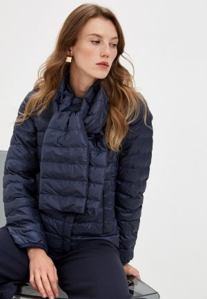 Куртка утепленная Weekend Max Mara BEIRUT. Цвет: синий