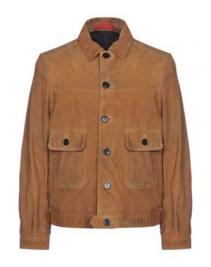 Куртка PEUTEREY. Цвет: хаки