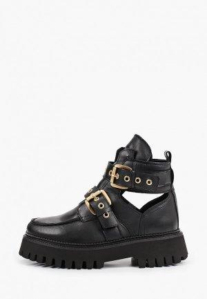 Ботинки Bronx Groovy. Цвет: черный