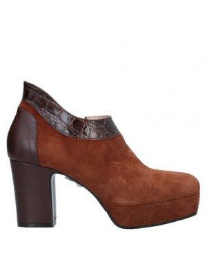 Ботинки I AM. Цвет: коричневый