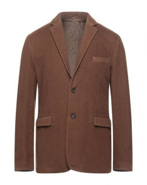 Пиджак ASPESI. Цвет: хаки
