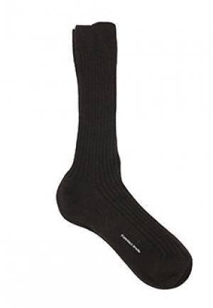 Носки SMALTO. Цвет: коричневый